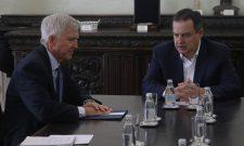 Дачић: Подршка Вашингтона евроинтеграцијама Србије, као и скором наставку дијалога Београда и Приштине