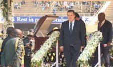 Дачић присуствовао церемонији државне сахране Роберта Мугабеа