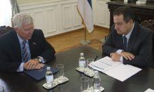 Dačić: Oproštajni susret sa ambasadorom Kajlom Skatom