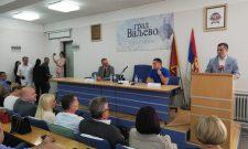 Poslanička grupa SPS-a posetila Valjevo: Želimo partnerski odnos sa građanima