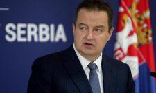 Дачић: Нападањем Александра Вучића Сергеј Трифуновић напада државу Србију