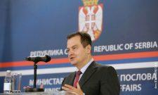 Dačić razgovarao sa ministarkom spoljnih poslova Sijera Leonea