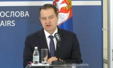 Ivica Dačić: Danas let za Berlin i Frankfurt, sutra Moskva i Varšava