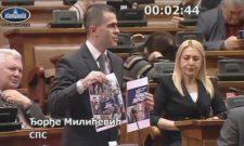 Milićević: Đilas ne bira sredstva da politički profitira