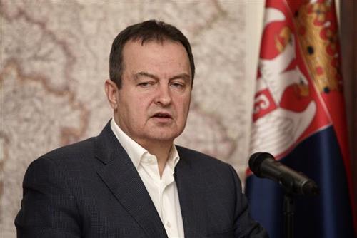 Дачић: Организујемо помоћ за грађане заробљене на аеродромима