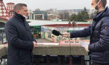 Никодијевић: Нов режим рада пијаца, тезге на безбедној удаљености