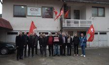 """Predata lista koalicije """"IVICA DAČIĆ – SPS – JS – Dragan Marković Palma"""" u Varvarinu"""