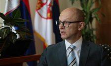 Горан Триван: Државни секретар Блажић на респиратору