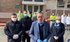 Antić i Nikodijević: Zavod za biocide – trenutno jedna od vitalniih institucija