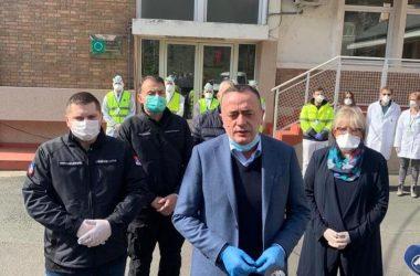 Антић и Никодијевић: Завод за биоциде – тренутно једна од виталниих институција