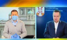 Ивица Дачић за ТВ Прва: У Србију враћено приближно 4000 наших грађана