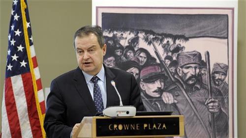 Dačić: Organizujemo pomoć za građane zarobljene na aerodromima