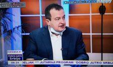Ivica Dačić: Kapitalizam se brani socijalizmom