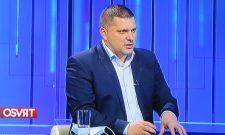 Nikodijević pozvao građane da preuzmu dezinfekciono sredstvo sa punktova u svim opštinama