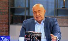 Gostovanje prof.dr Vladimira Đukića u Jutarnjem programu TV Pinka: Kroz epidemiju je podignut ugled zdravstvenog sistema i radnika