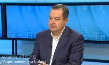 Дачић: Не прихватамо потез Приштине, дијалог је на респиратору