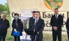 Дачић: Влада Републике Србије снажно подржава овај пројекат и та подршка неће изостати ни у наредном периоду