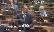 Милићевић: Бојкот избора дефинитивно пропао