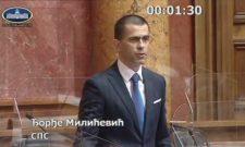 Milićević: Obradović i Đilas bi iz gliba preko falsifikovanja