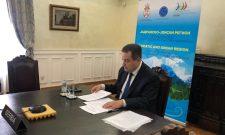Дачић: Србија посвећена вредностима Јадранско-јонске иницијативе и жели да продубљује сарадњу у оквиру Јадранско-јонског региона