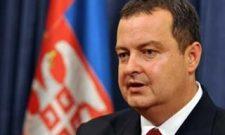 Ivica Dačić: Potez Crne Gore je smešan i besmislen čin