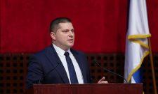 Никодијевић за ТВ Прва: Неопходно да се сви грађани придржавају мера