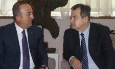 Dačić i Čavušoglu: Sredinom juna, relaksacija zabrane ulaska stranih državljana u Tursku