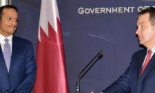 Дачић и шеф дипломатије Катара: Након стабилизације здравствене ситуације одржати континуитет политичког дијалога и економску сарадњу