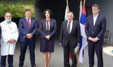 Državni sekretar Tončev prisustvovao primopredaji medicinske opreme koju je donirala Vlada Bugarske