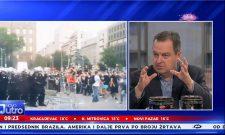 Дачић за ТВ Пинк: Важна посета Паризу, Београд мора бити конструктиван партнер