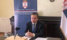Дачић: Хапшење Хасанова је унутрашња ствар Азербејџана
