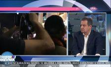 Гостовање Ивице Дачића на ТВ Пинк: Сви наши непријатељи ће да искористе ову ситуацију
