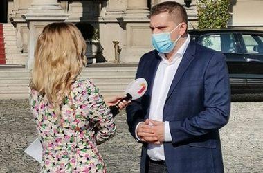 Никодијевић за ТВ Прва: Морамо бити јединствени у борби за животе грађана