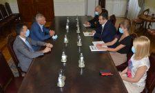 Dačić i Bocan – Harčenko izrazili zadovoljstvo zbog visokog nivoa bilateralne saradnje