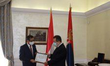 Dačić: Zahvalnost Indoneziji na humanitarnoj pomoći upućenoj Srbiji za borbu s korona virusom