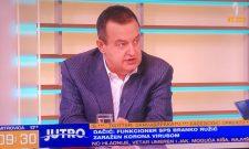 Dačić: Pokušaj destabilizacije Srbije odvojiti SPS od SNS, odnosno Dačića od Vučića