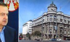 Ивица Дачић за ТВ Прва: Влада данас о карантину и ПЦР тесту за странце