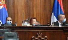 Конституисана Скупштина – потврђени мандати, посланици положили заклетву