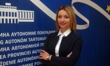 Интервју Александре Ђанковић : Више жена у парламенту знак да је Војводина на добром путу
