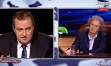"""Gostovanje Ivice Dačića u """"Ćirilici"""" na TV Hepi: Azerbejdžan i Jermenija su naše prijateljske zemlje"""