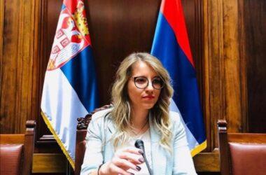 Интервју Дијане Радовић за Карактер: Сoцијалисти су спремни да и даље учествују у напретку Србије