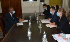 Dačić primio novoimenovanog ambasadora Republike Angole