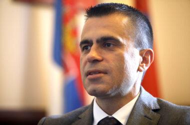 Milićević: Ružić prvi potpredsednik Vlade, Tončev ministar bez portfelja
