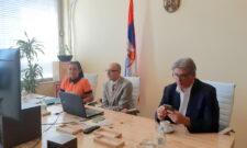 Горан Триван: Припрема министарске декларације за UNEA -5 ће покренути свет на снажније акције за бољу животну средину