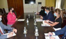 Ивица Дачић примио у опроштајну посету амбасадорку Канаде