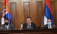Čestitke Ivici Dačiću povodom izbora za predsednika Narodne skupštine