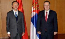 Dačić i Jang Đieči: Spremnost za dalje obogaćivanje sveobuhvatnog strateškog partnerstva Srbije i Kine