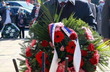 Никодијевић: Град ће вечно памтити хероје који су донели слободу Београду