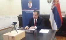 Dačić: Republika Srbija se strpljivo zalaže za dijalog i primenu dogovora