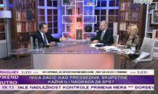 Dačić: Nije u mojoj prirodi da budem protokolarni predsednik